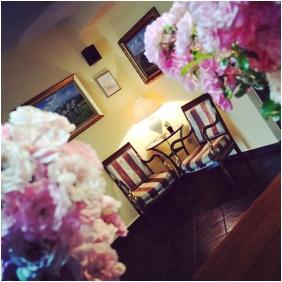 Hotel Vlla Natura, Recepton area - arabonc