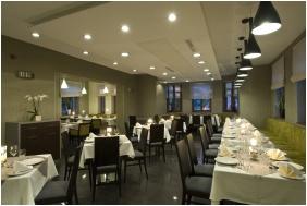 Restaurant - Hotel Villa Volgy