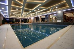 Inside pool, Hotel Villa Volgy, Eger