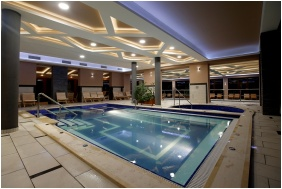 Adventure pool, Hotel Villa Volgy, Eger