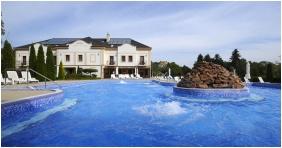 Hotel Villa Völgy, Élménymedence - Eger