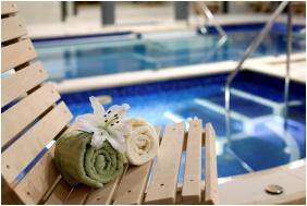 Deckchairs - Hotel Villa Volgy