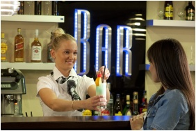Bar, Hotel Villa Volgy, Eger