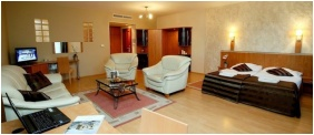 Suite - Hotel Villa Volgy