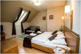 Hotel Villa Volgy, Eger, Superior room