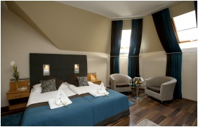 Hotel Villa Volgy, Deluxe room