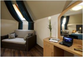 Hotel Villa Völgy, Deluxe szoba - Eger