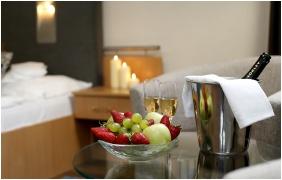 Hotel Villa Völgy, Deluxe szoba