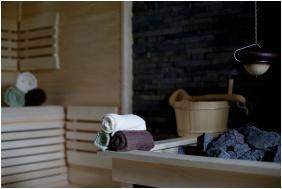 Sauna, Hotel Villa Volgy, Eger
