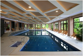 Hotel Villa Volgy, Eger, Adventure pool