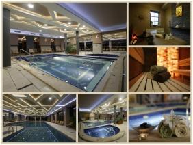 Élménymedence - Hotel Villa Völgy