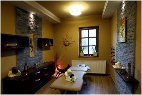 Hotel Villa Volgy, Massage