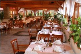 Restaurant, Hotel Villa Volgy, Eger