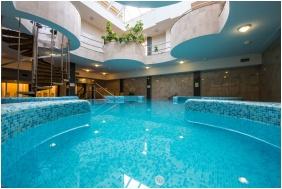 Élménymedence, Hotel Vital, Zalakaros