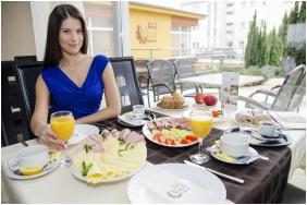 Étterem, Hotel Vital, Zalakaros