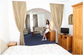 Junior lakosztály, Hotel Wesselényi, Gyôr
