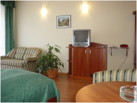 Hotel Wolf, Sarvar, Sleeping room