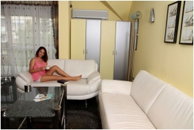 Hotel Wolf, Bosphorus view - Sarvar