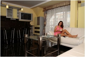 Hotel Wolf, Bosphorus view