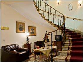 Hotel Wollner, Sopron, Staircase