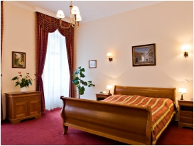 Superior room, Hotel Wollner, Sopron