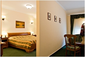 Hotel Wollner - Sopron, Room interior