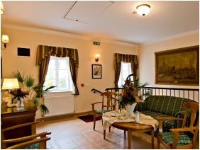 Lobby, Hotel Wollner, Sopron