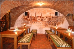 Hotel Wollner - Sopron, Wine cellar