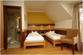 Comfort egyágyas szoba - Hotel Xavin