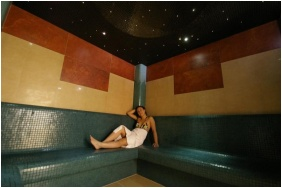 Steambath, Hotel Xavın, Harkany