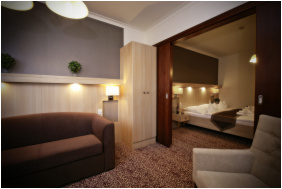 Hotel Xavin, Harkány,
