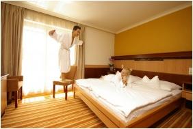 Kétágyas szoba, Hotel Xavin, Harkány