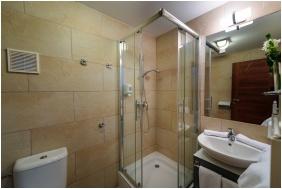 Bathroom, Hotel Yacht Wellness & Business, Siofok