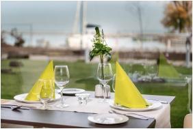 Hotel Yacht Wellness & Business, Restaurant
