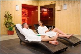 Hotel Yacht Wellness & Business, Deckchairs - Siofok
