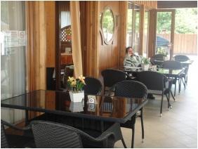 Korona Hotel Siofok, Open-air terrace