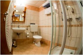 Hertelendy Ház, Kehidakustány, Fürdőszoba