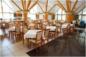 House Hertelendy, Kehidakustany, Restaurant