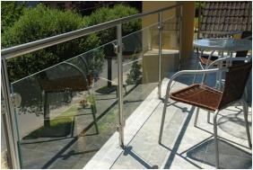 House Prestige - Heviz, Terrasse