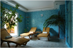 House Prestige - Heviz, Resting area