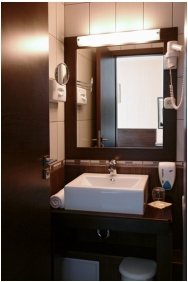 House Prestige, Heviz, Bathroom