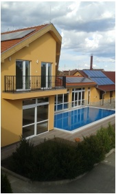 Medhotel HRC, Outside pool - Hajduszoboszlo