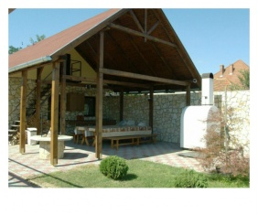 HRC Pension, Garden - Hajduszoboszlo