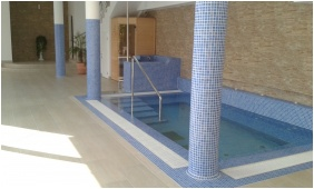 Medhotel HRC, Inside pool