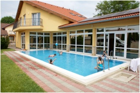 Medhotel HRC, Hajduszoboszlo, Outside pool