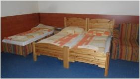 Hungaria Pension, Miskolctapolca, Triple room