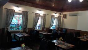 Hungaria Pension, Restaurant