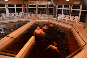 Hungarospa Thermal Hotel, Inside pool - Hajduszoboszlo