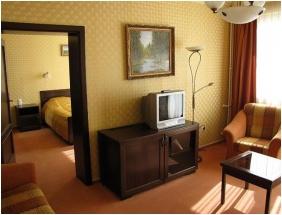 Family apartment, Hungarospa Thermal Hotel, Hajduszoboszlo