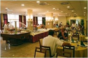 Restaurant, Hungarospa Thermal Hotel, Hajduszoboszlo